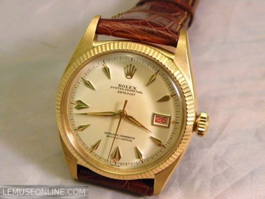 Rolex Datejust 6605